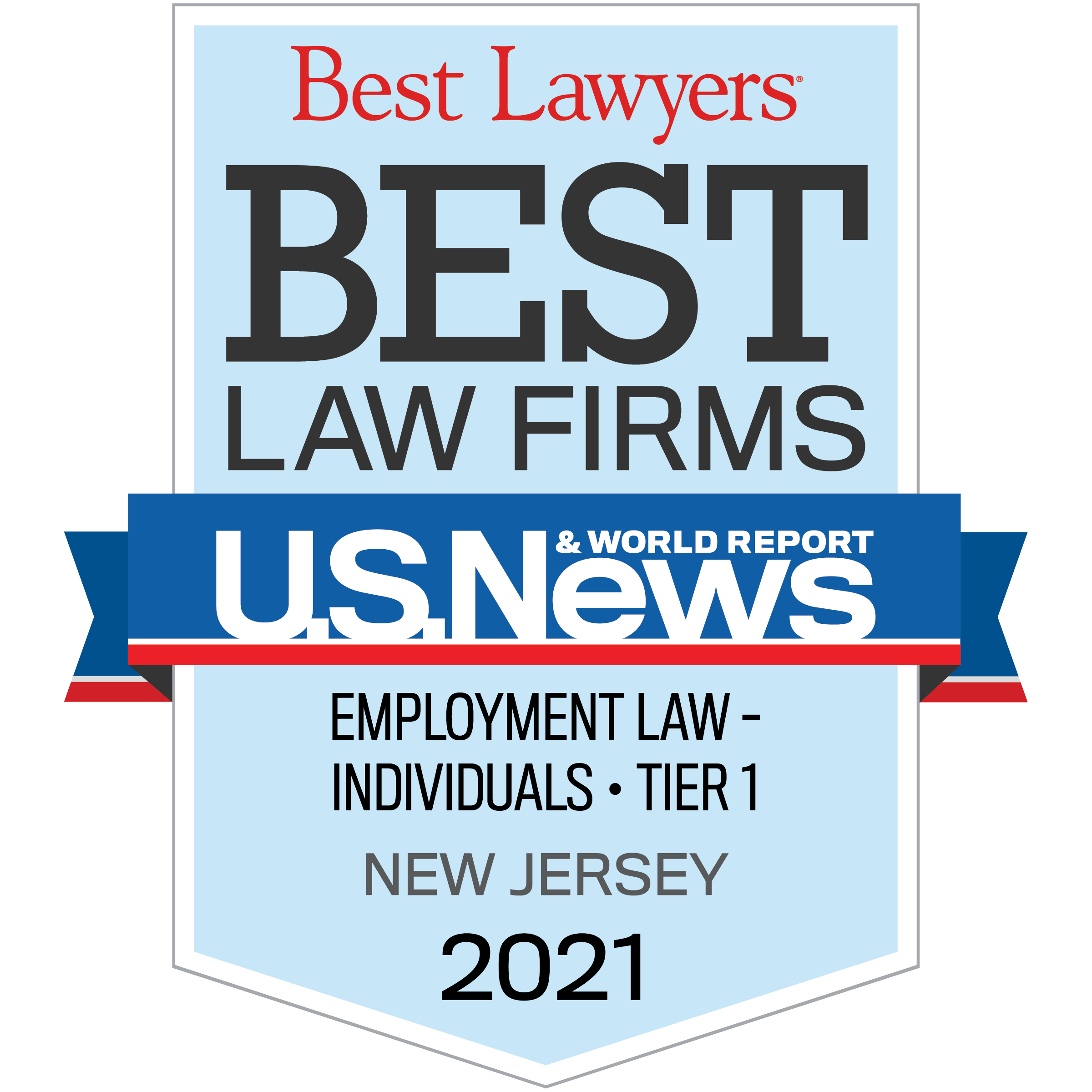 Best Lawyers: Employment Law 2019 by U.S News